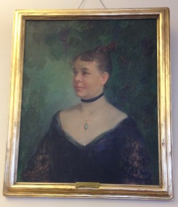 Mary S. Biesecker Portrait